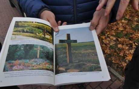 172 Kriegsgräberstätten gibt es in Märlisch Oderland. Sogar Bücher sind zu diesem Thema erschienen.