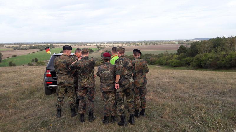 Führung für die Bundeswehr - Programm zur politischen Bildung